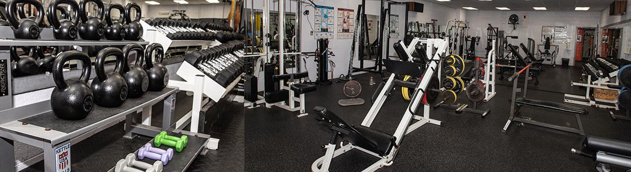 Weight Room CRAF Center